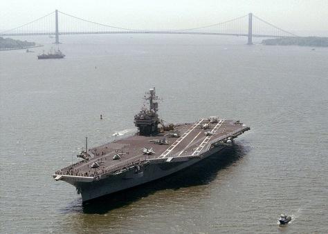 USS KENNEDY