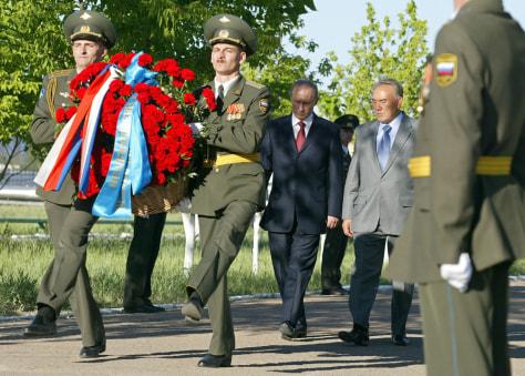 Image: Baikonur ceremony