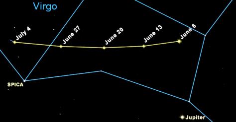 Image: Comet Tempel 1