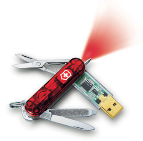swissmemory 1GB knife