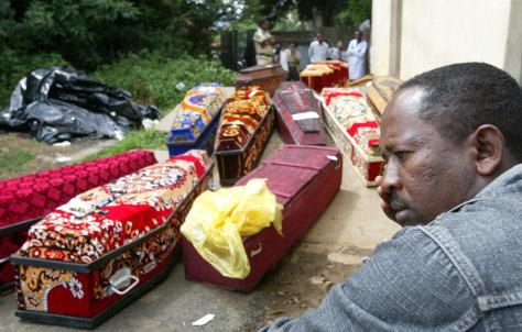 Image: Ethiopian caskets