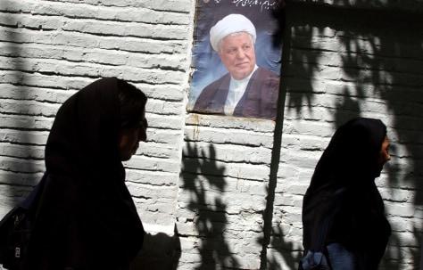 Image: Akbar Rafsanjani