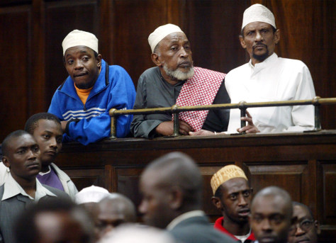 Image: Nairobi court
