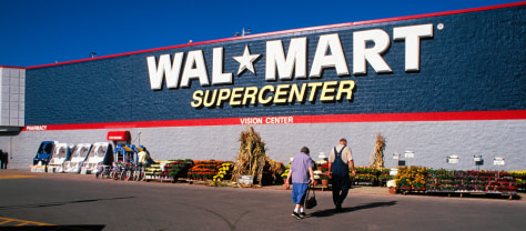 Wal-Mart Retailing Giant