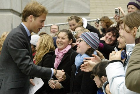 IMAGE: Prince William in New Zealand