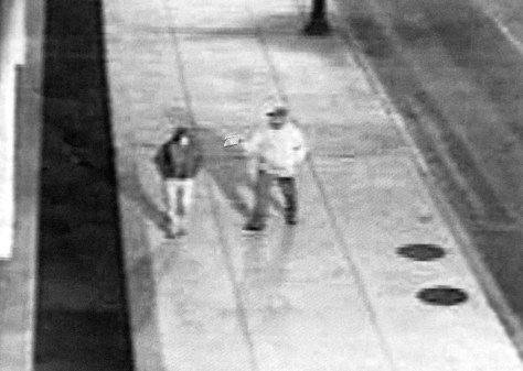Image: surveillance video