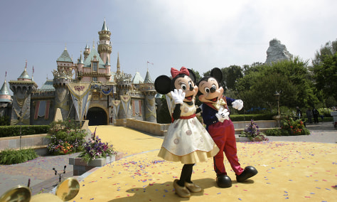 Image: Mickey and Minnie Mouse