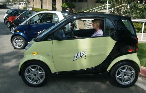 DaimlerChrysler's Smart Car