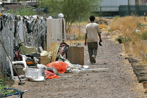 IMAGE: Transient camp in Phoenix