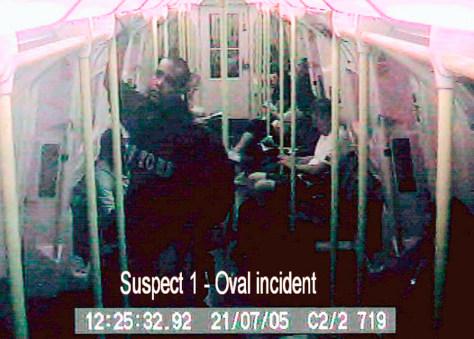 IMAGE: CCTV image of suspect