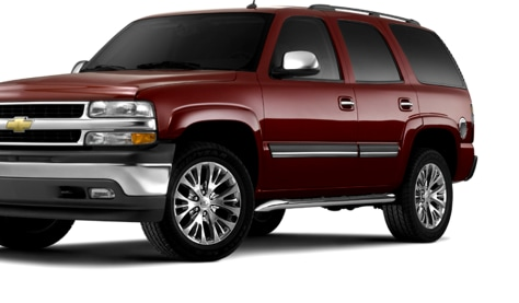 A 2005 Chevrolet Tahoe