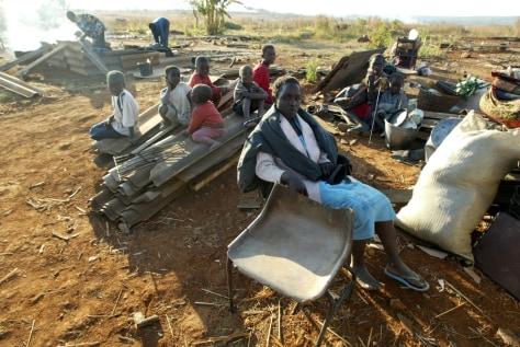 Image: Zimbabwe family