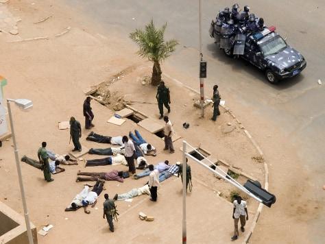 Sudan Khartoum Riots