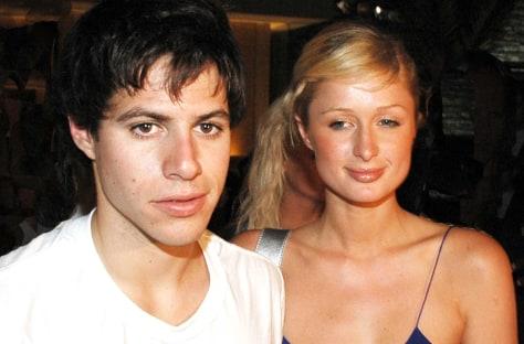 Image: Paris Hilton and Paris Latsis