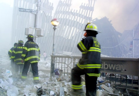 IMAGE: 9/11 firefighters