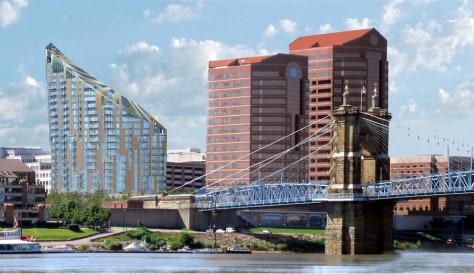 Image: Libeskind condominium