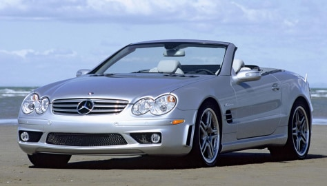 Image: Mercedes-Benz SL65 AMG