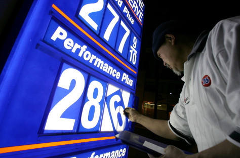 Prices At Pump Rise As Oil Prices Continue To Surge
