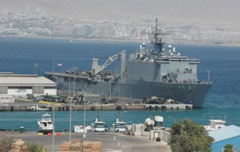 Image: The USS Kearsarge