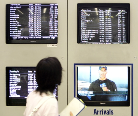 Image: Departure monitors