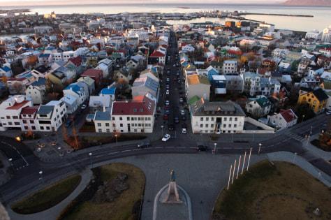 Image: Reykjavik