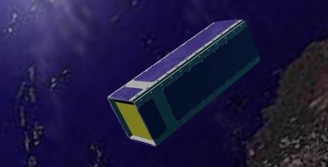 Image: GeneSat-1