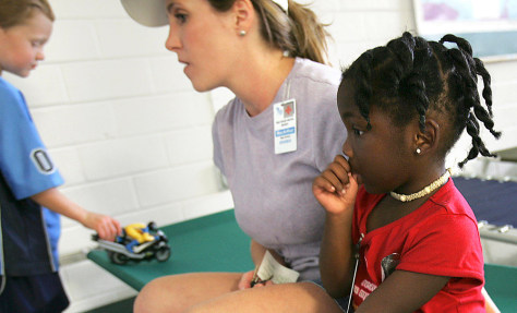 HURRICANE KATRINA: Relief Effort