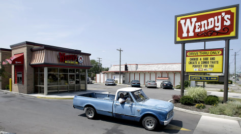 Image: Wendy's