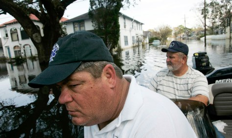 Remaining Residents Struggle In Storm-Ravaged Gulf Coast
