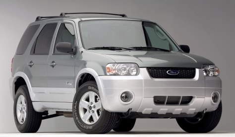 IMAGE: 2005 FORD ESCAPE HYBRID