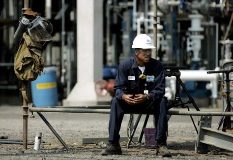 OIL WORKER