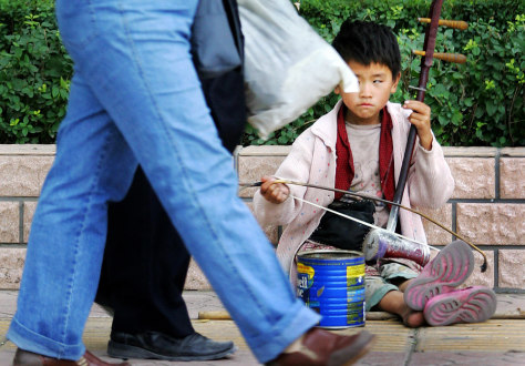 Image: Beijing street