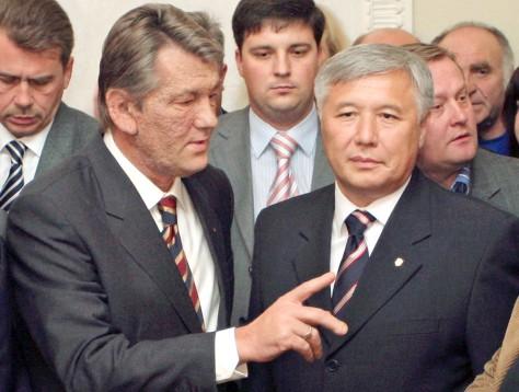 YUSHCHENKO YEKHANUROV