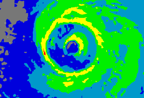 Image: Hurricane Luis