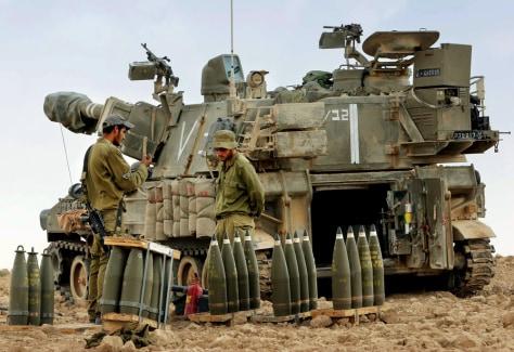 Image: Israeli army