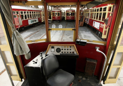 Image: New Orleans streetcar