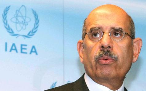 Image: ElBaradei