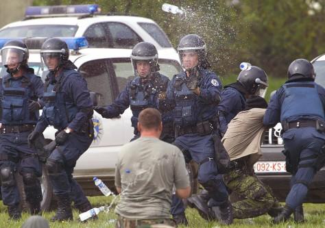 Image: NATO,Kosovo police