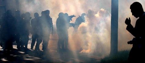 Image: Toledo anti-Nazi riot