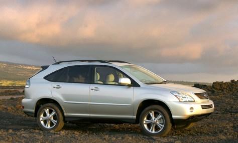 Image: 2006 Lexus RX 400h