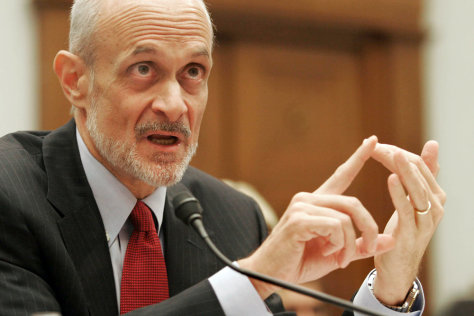 Michael Chertoff testifies on Hurricane Katrina - Washington