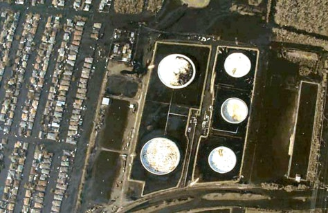IMAGE: AERIAL OF REFINERY