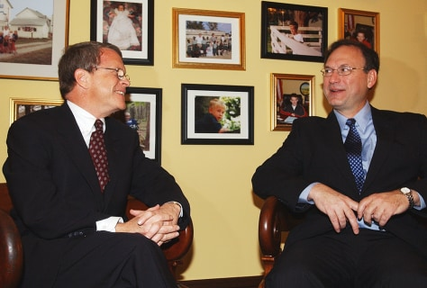 IMAGE: ALITO AND DEWINE