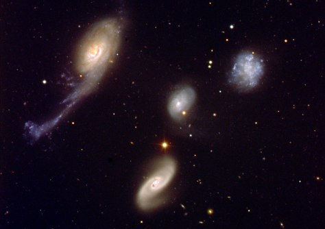 Image: Robert's Quartet