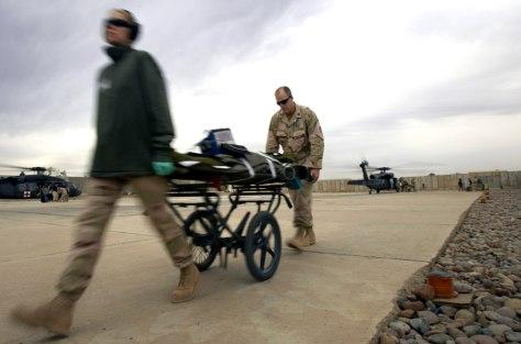 Image: Wounded Marine