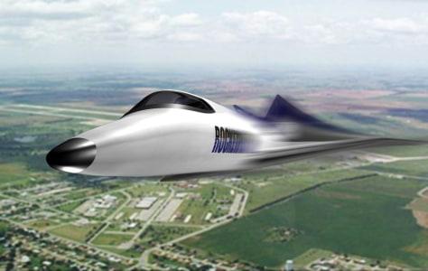 Image: Rocketplane