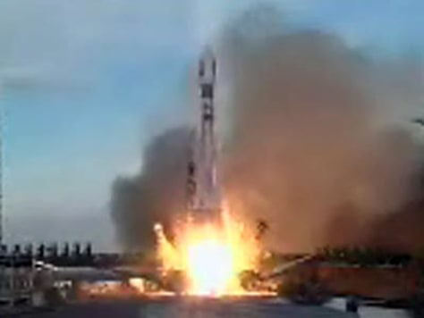 Image: Space probe blasts off
