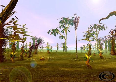 screengrab of Project Entropia