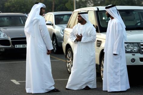 Image: Dubai SUVs
