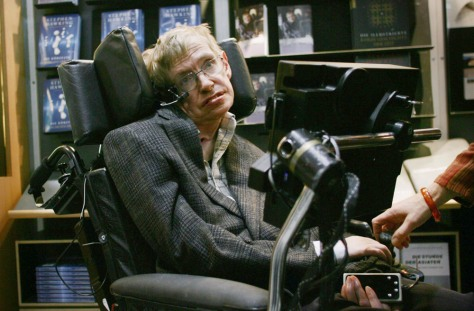 Image: Hawking